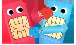 Битва мобильных операторов